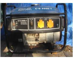Generator electric 230 V, 3,5Kw